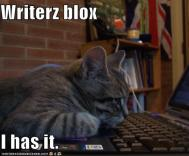 Melange writerzblock