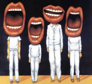 Talkative People