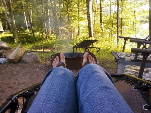 Camping at Twin Lakes 017