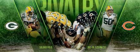 Packers and Da Bears