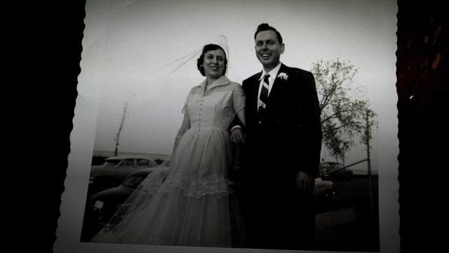Mom and Dad Wedding Day