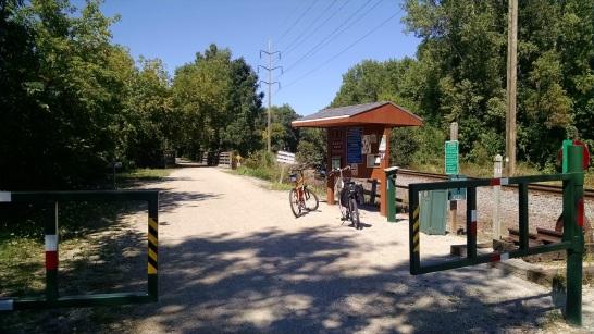 Biking and kitkat 003