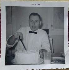 Dad 1961