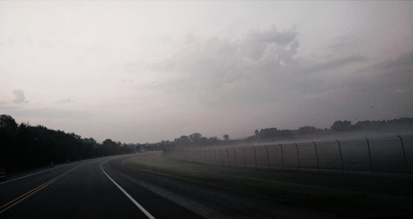 Foggy Morning 005