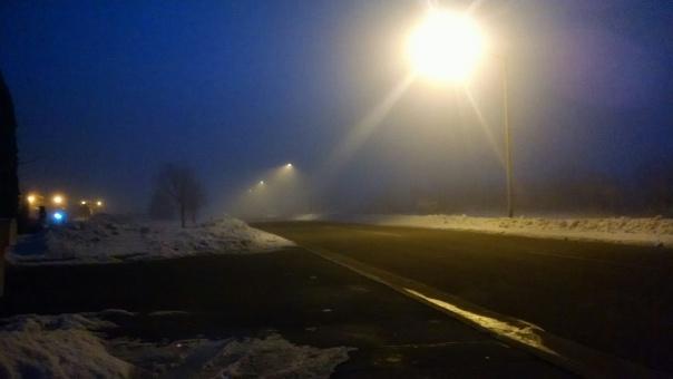 Foggy Tuesday Morn
