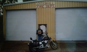 Underhill, WI, near the city of Shawano is not easy to find.