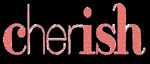 cherish-title-logo