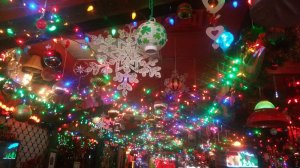 Christmas and St. Patrick's Day at Cleo's.