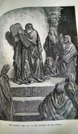 Art depicting scripture