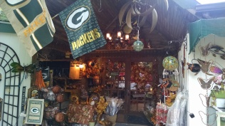 This gift shop didn't exist when I was child, but I worked at the farm market just down the road.