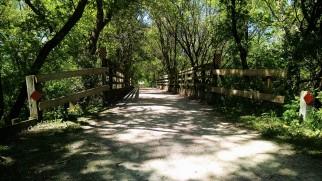 A bridge of Winnebago County