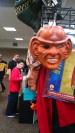 A Star Trek convention has a little something for everyone
