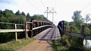 It's a bridge, Joey! A bridge!
