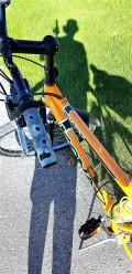 Me and my biking shadow